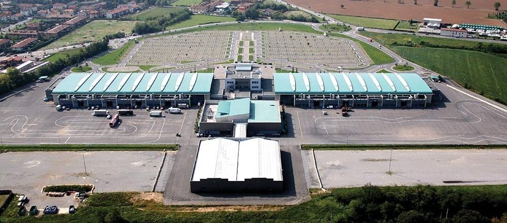 Bergamo exhibition ground cividini ingeco for Fiera arredamento bergamo